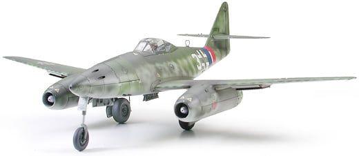 Tamiya Messerschmitt Me 262 A-1a 1/48 Scale Model Plane Kit