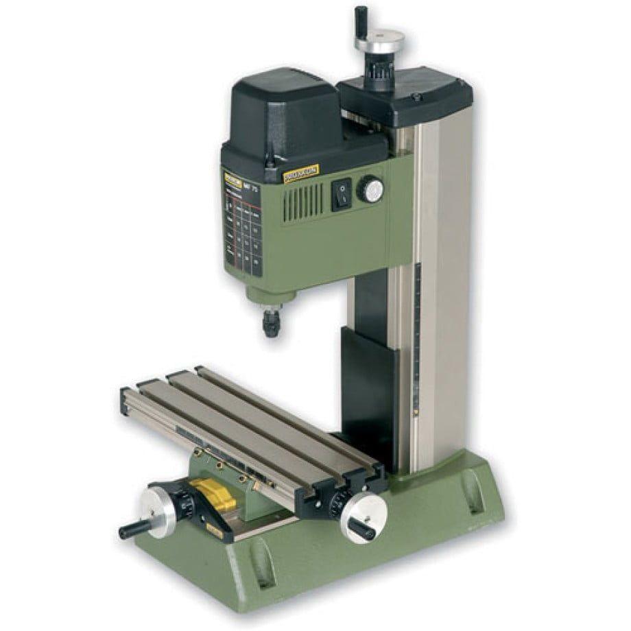 Proxxon MF70 Milling Machine 371104 - Proxxon Vice