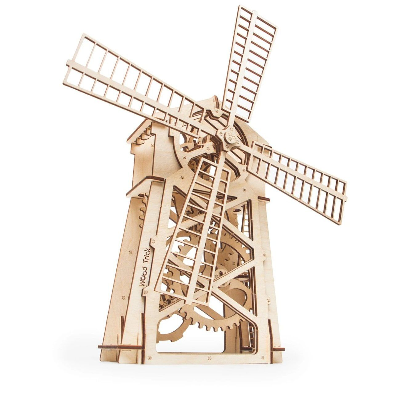 Wood Trick Mill