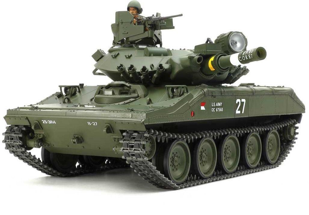 Tamiya RC M551 US Airborne Sheridan