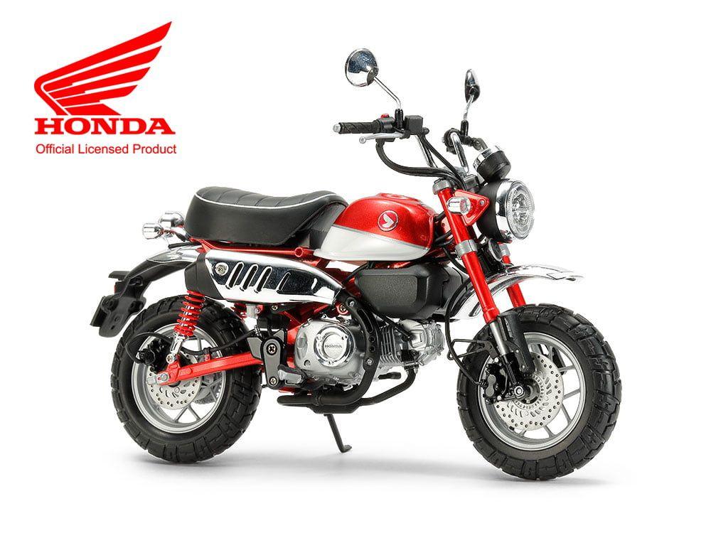 Tamiya Monkey 125 Bike Kit