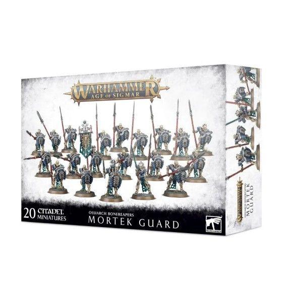 Warhammer Ossiarch Bonereapers: Mortek Guard