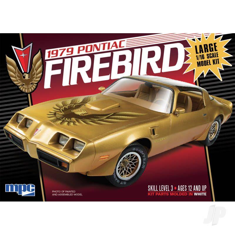MPC 1/16 Scale 1979 Pontiac Firebird