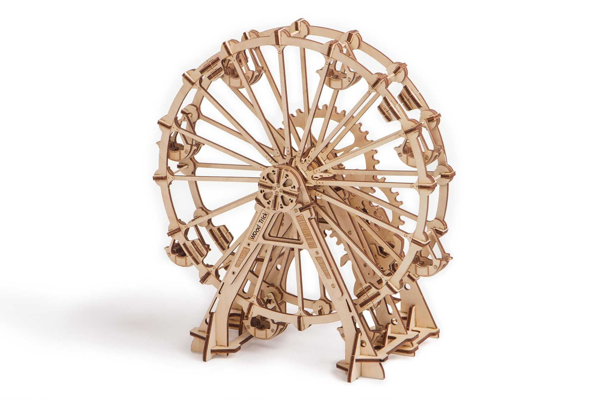Wood Trick Observation Wheel