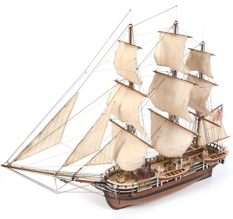 Occre Essex Whaling Ship 1/60th Kit