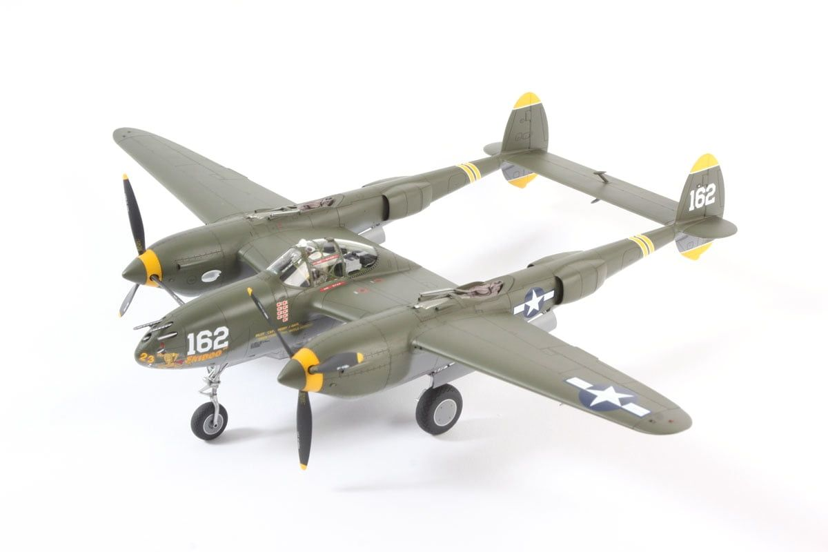 Tamiya Lockheed P-38 Lightning