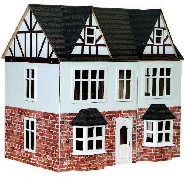 Orchard Avenue Ready to Assemble Dolls House