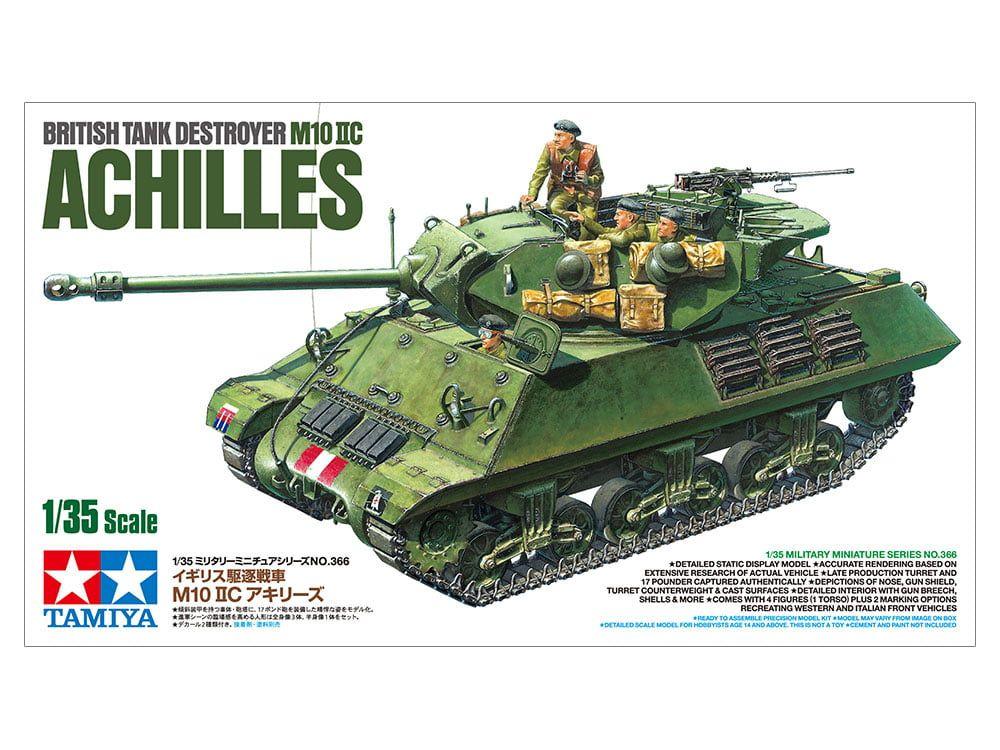 Tamiya British Achilles Tank