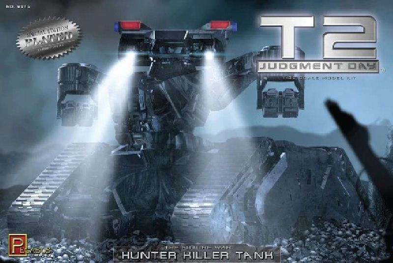 Pegasus Hobbies Terminator 2 Hunter Killer Special Edition