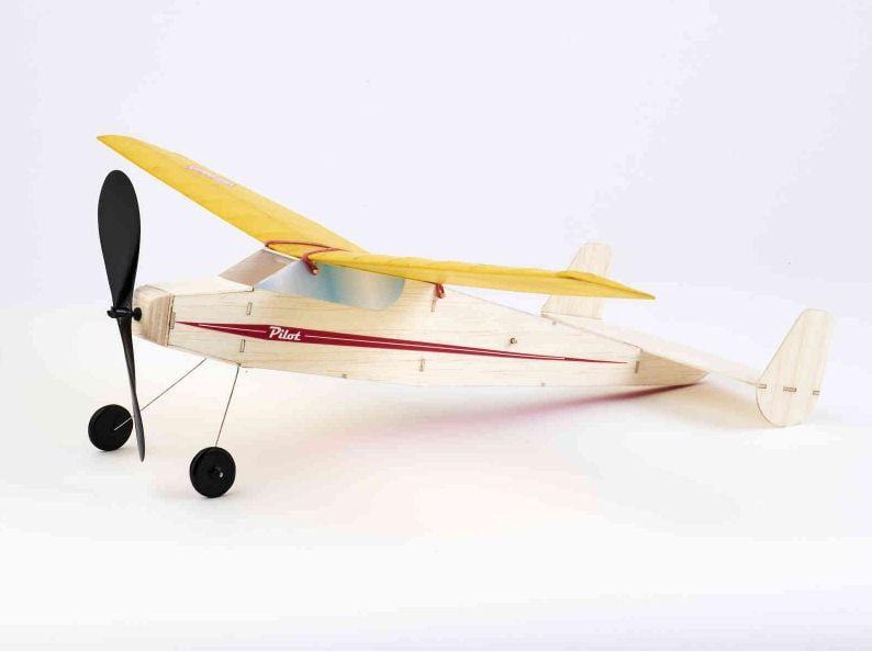 The Vintage Model Company Pilot Kit