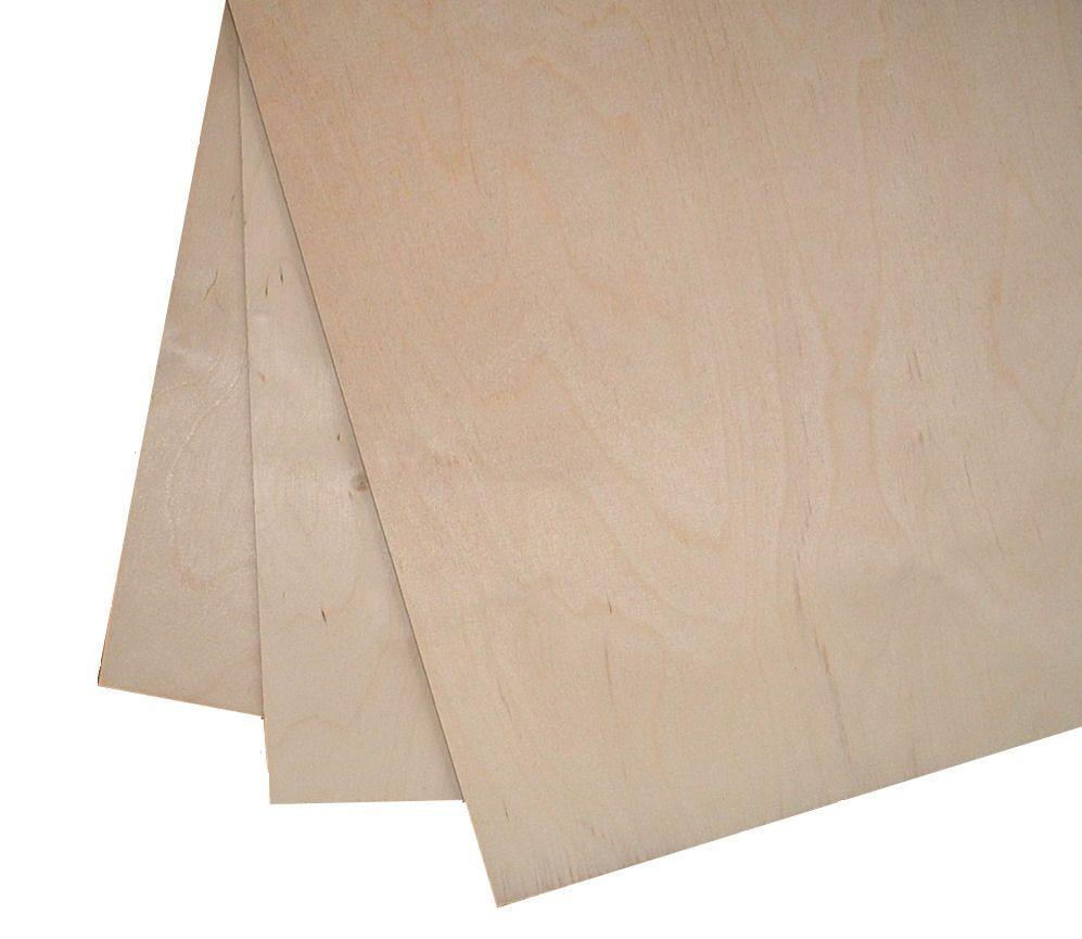 Birch Modelling Plywood