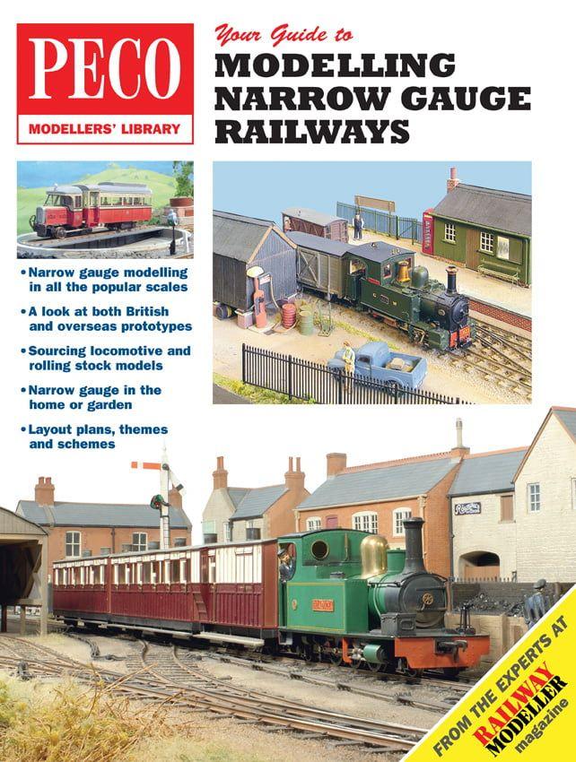 Peco Your Guide To Narrow Gauge Railways