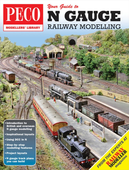 Peco Your Guide to N Gauge Railway Modelling