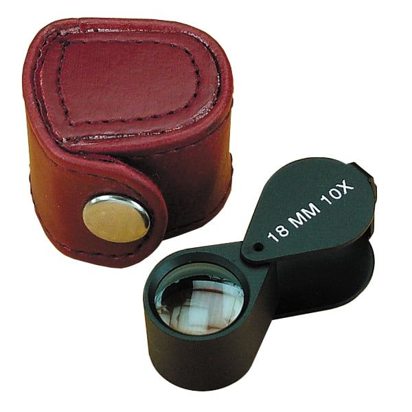 Jewellers Loupe - Double Lens