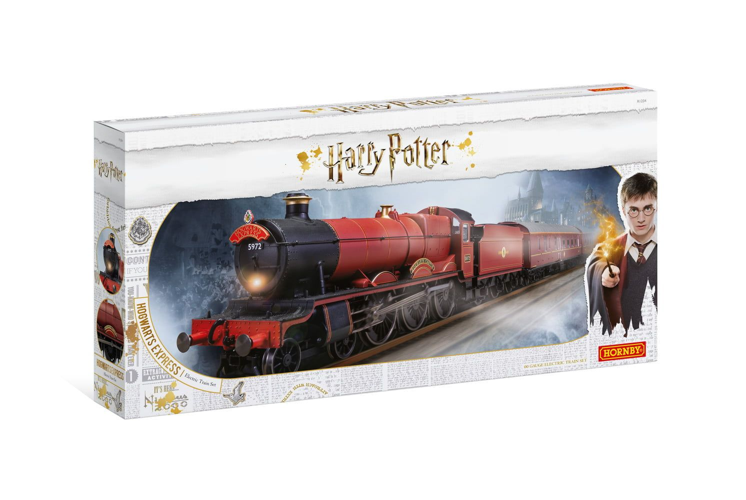 Hogwarts Express' Analogue Train Set