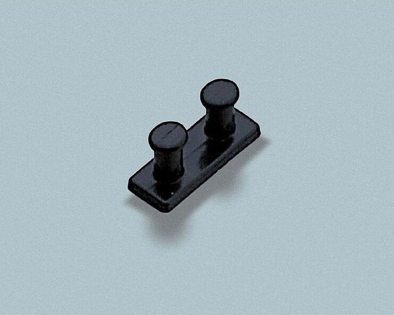 Robbe Double Bollard 22mm x 8mm 2pcs
