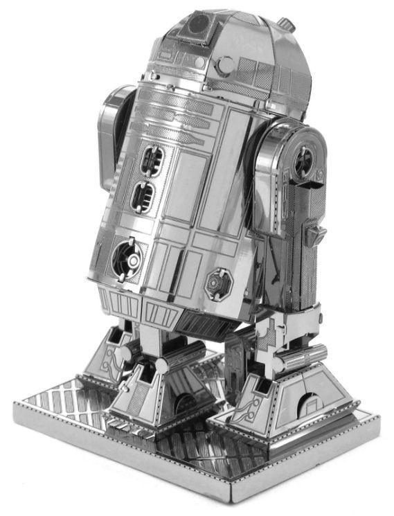 Star Wars R2-D2 Metal Earth R2D2 3D Model Kit