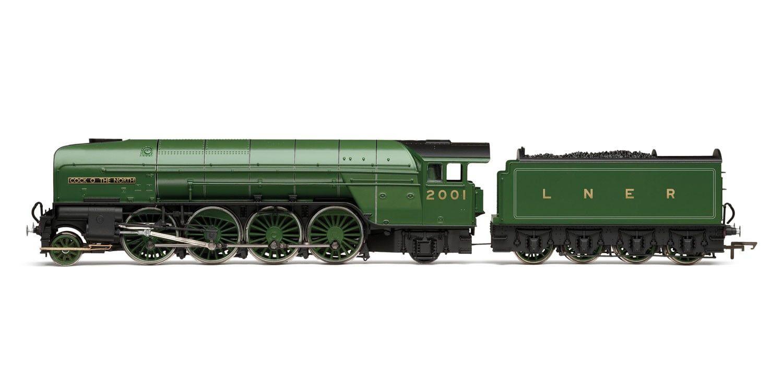 LNER, P2 Class, 2-8-2, 2001 Cock 'O The North - Era 3