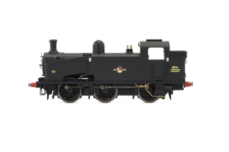 BR, J50 Class, 0-6-0T, No. 14 - Era 5