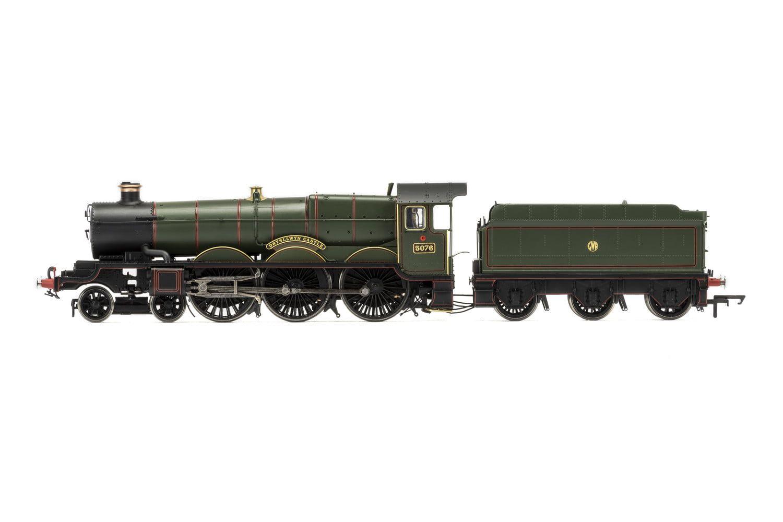 GWR, Castle Class, 4-6-0, 5076 Drysllwyn Castle - Era 3