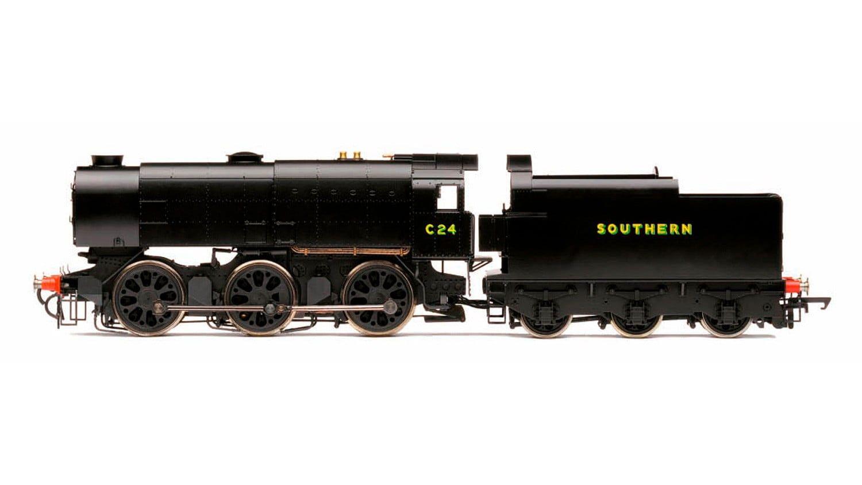 SR, Q1 Class, 0-6-0, C24 - Era 3