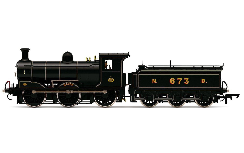 NBR, J36 Class, 0-6-0, 673 Maude - Era 7