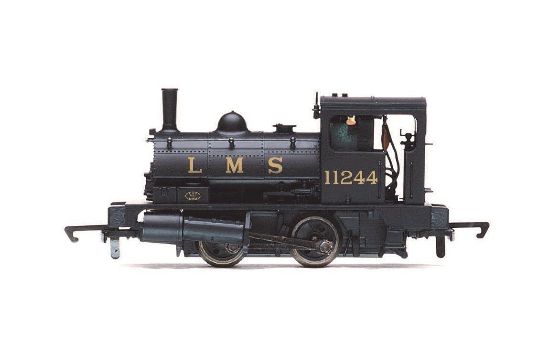 LMS, Class 21 'Pug', 0-4-0ST, 11244 - Era 3