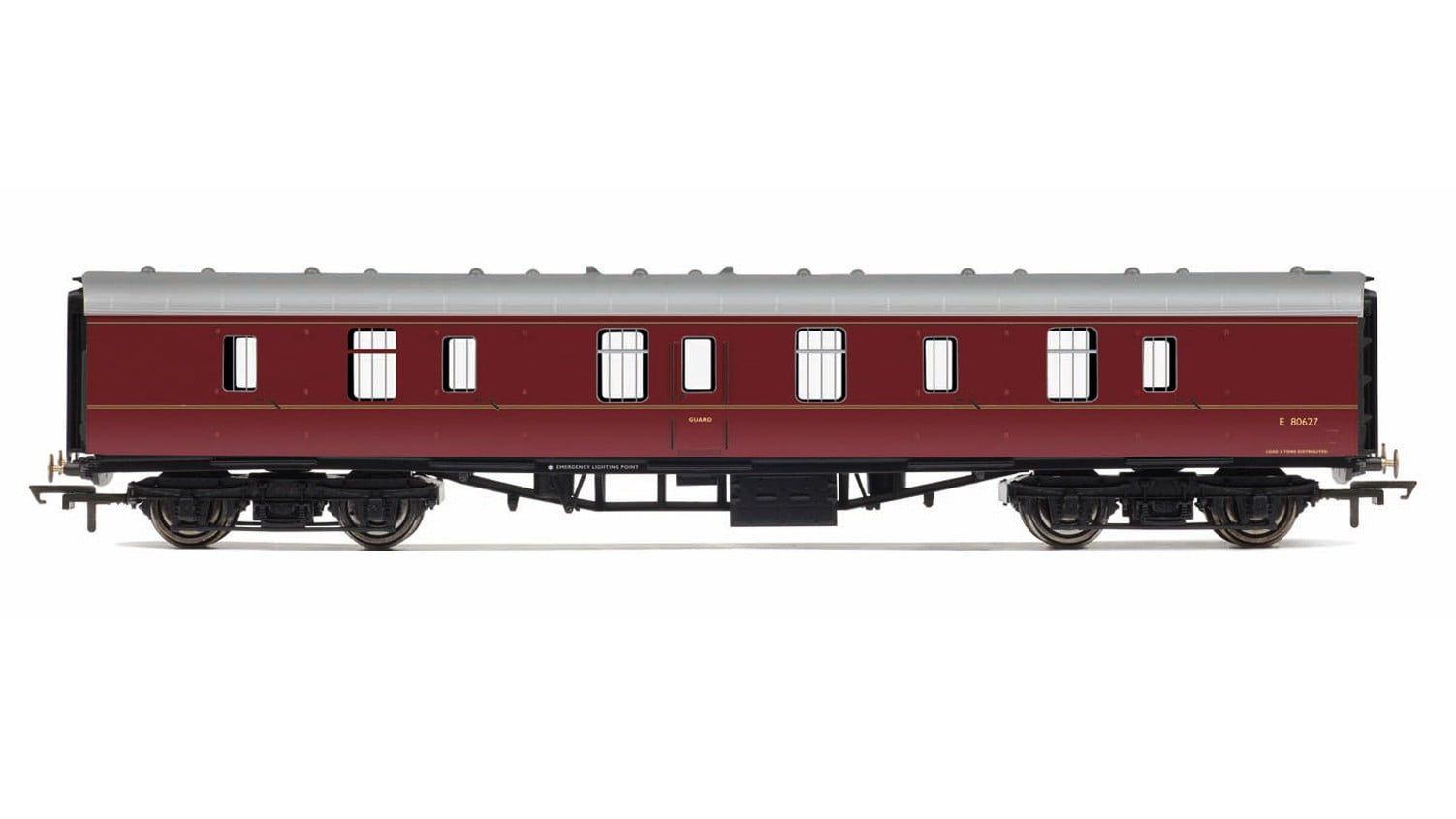 BR, Mk1 Parcels, E80627 - Era 5