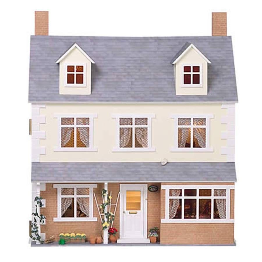 Springwood Cottage Dolls House Kit