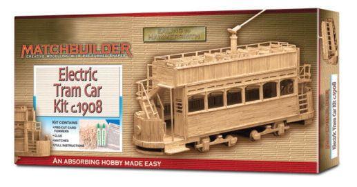 Match Builder Tram Car