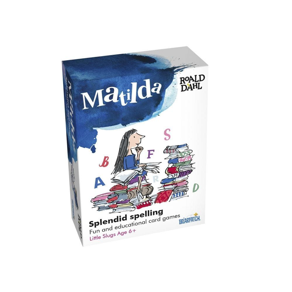Roald Dahl's Matilda's Splendid Spelling Game