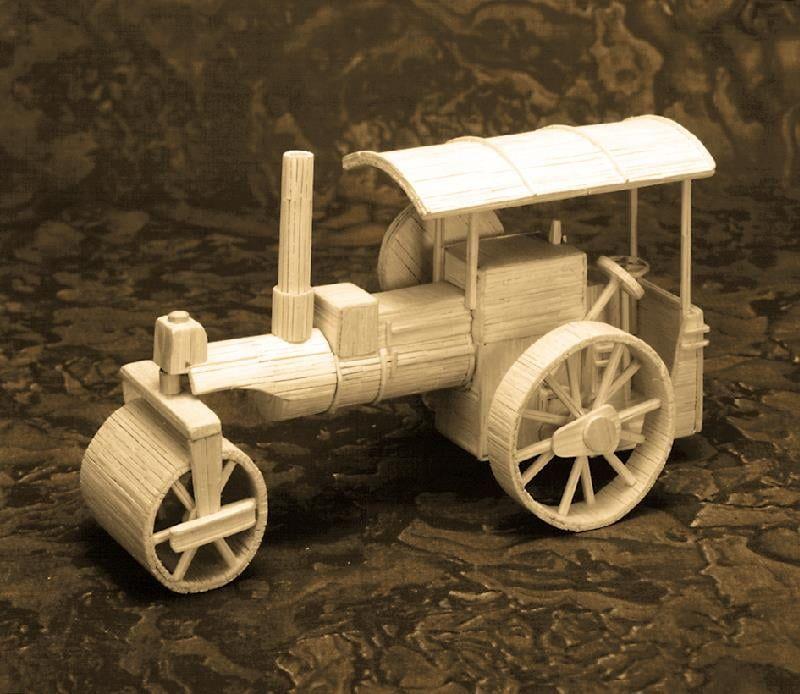 Matchmaker Steam Roller