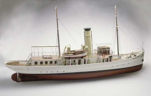 Caldercraft Schaarhorn Model Boat Kit