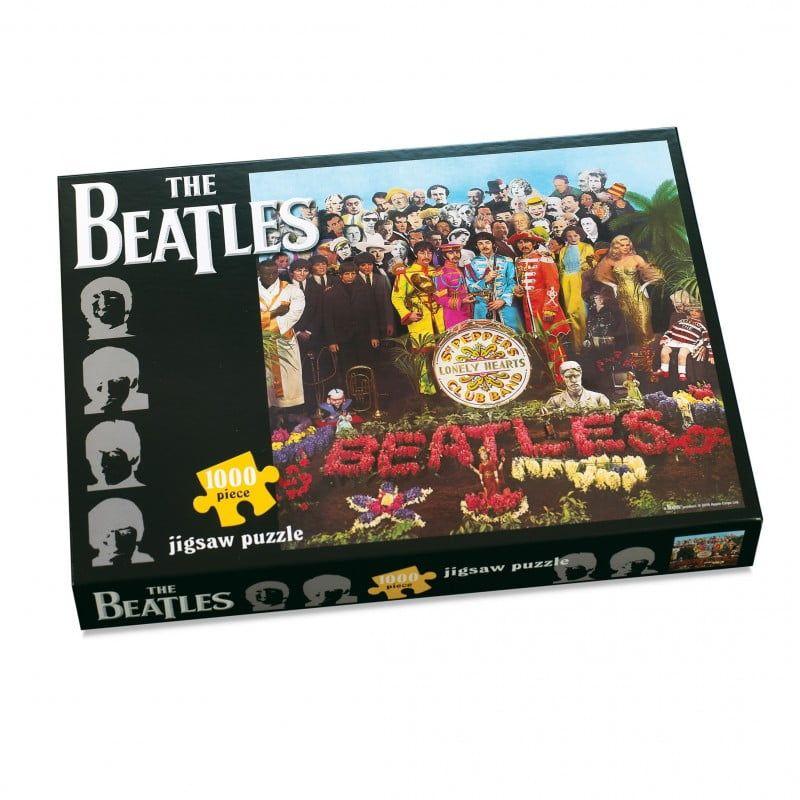 The Beatles Sgt Pepper 1000 piece Puzzle