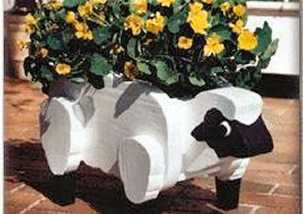 Sheep Planter Plans