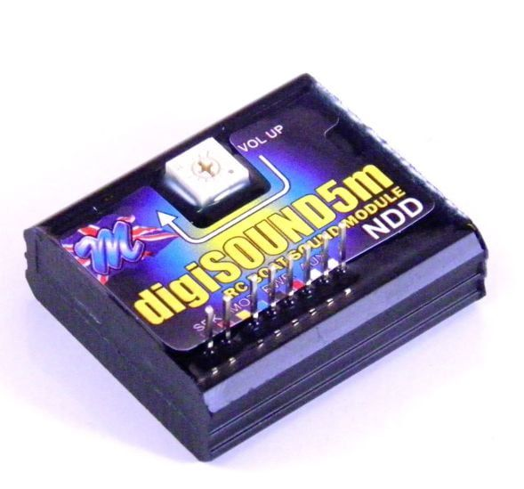 Mtroniks Sound DigiSound Generators