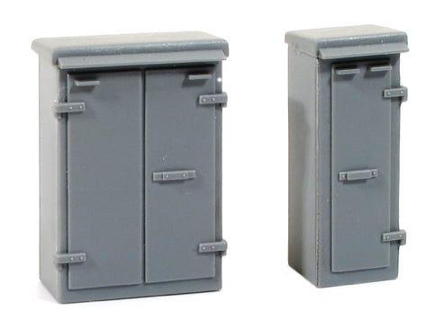 Peco Relay Boxes (set 1)