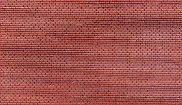 Peco Brickwork Plain Bond