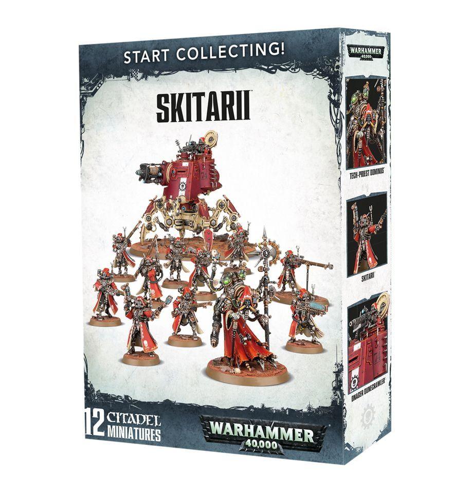 Warhammer Start Collecting Skitarii