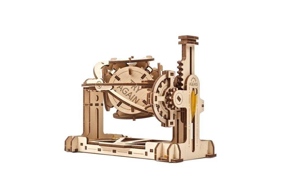 UGears Random Generator Wooden Kit