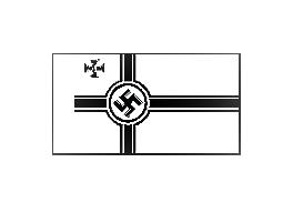 German U-Boat Ensign 1933-45
