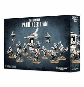 Warhammer Tau Empire Pathfinder Team