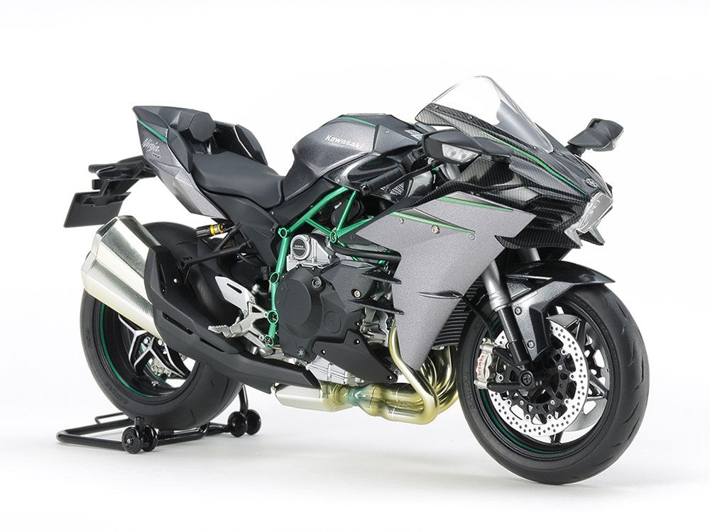 Tamiya Kawasaki Ninja H2 Carbon