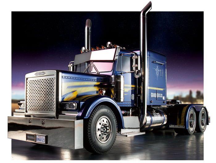 Tamiya American Grand Hauler Radio Controlled Truck Kit