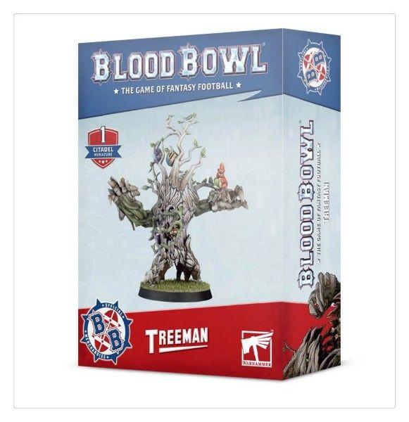Warhammer Blood Bowl Treeman