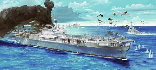 Trumpeter USS Yorktown Kit