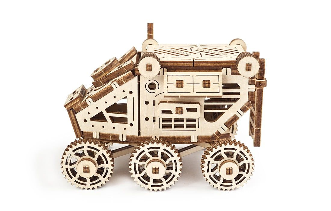 UGears Mars Buggy Wooden Kit