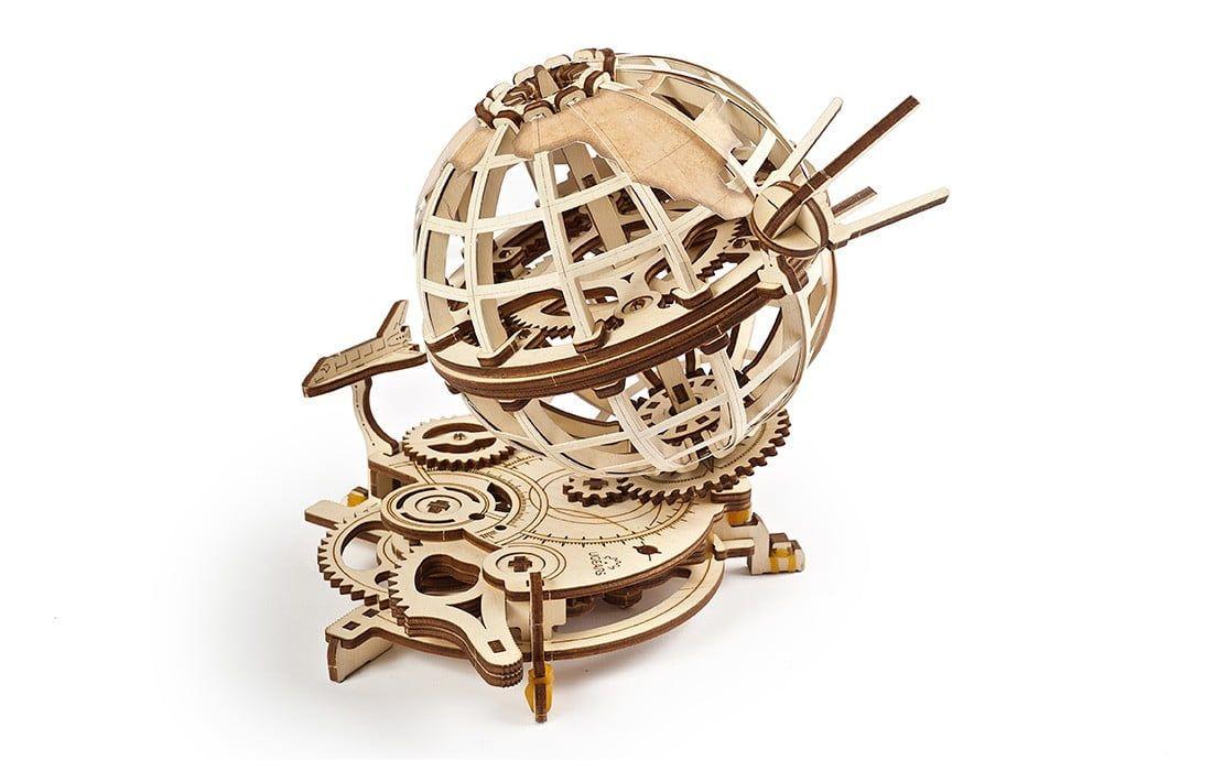 UGears Globus Wooden Kit