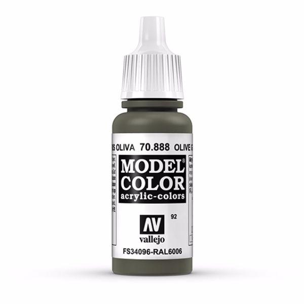 Vallejo Model Color 17ml  Olive Grey