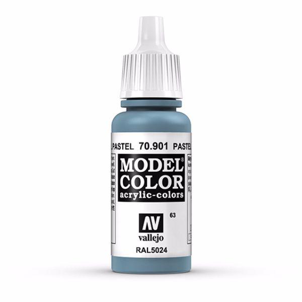 Vallejo Model Color 17ml  Pastel Blue
